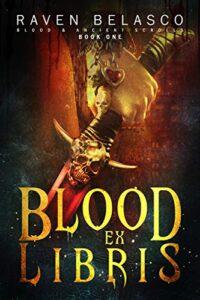 Blood Ex Libris E-book cover