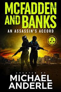 An Assassin's Accord e-book cover