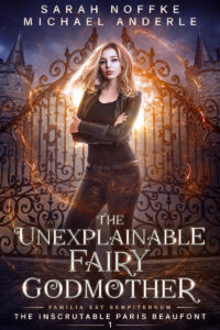 The Unexplainable Fairy Godmother e-book cover