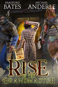 RISE OF THE GRANDMASTER E-BOOK COVER