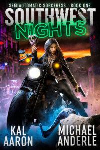 Southwest Nights e-book cover