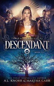 DESCENDANT E-BOOK COVER