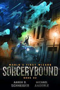 Sorcery bound e-book cover