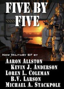 Five by Five e-book cover