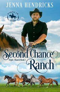 SECOND CHANCE RANCH E-BOOK COVER
