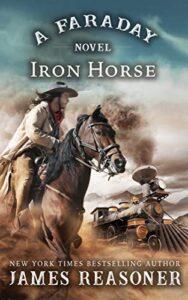 THE IRON HORSE E-BOOK COVER