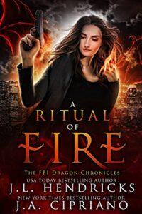 A Ritual of Fire e-book cover