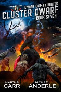 CLUSTER DWARF E-BOOK COVER