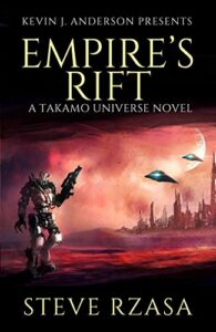Empire's Rift e-book cover