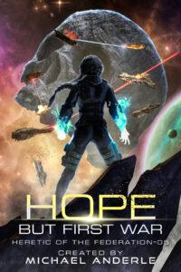 Hope But First War e-book cover