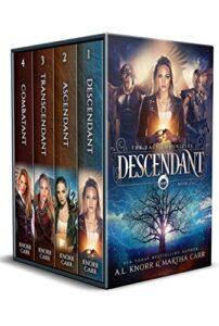 Kacey Chronicles Boxed Set e-book cover