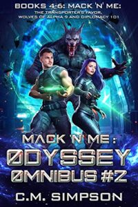 Mack N Me Omnibus 2 e-book cover