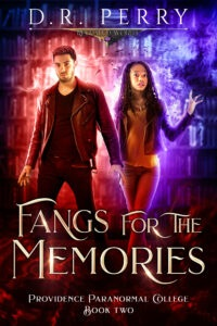 Fangs For the Memories e-book cover