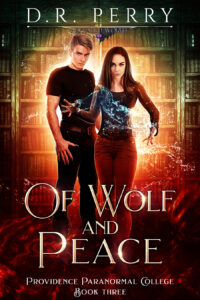 Of Wolf and Peace E-BOOK COVER