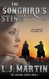 The Songbirds sting e-book cover