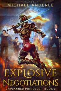 Explosive negotiations e-book cover