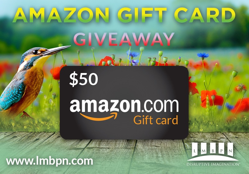 April $50 Giftcard Giveaway