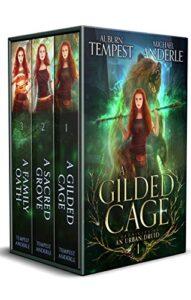 Chronicles of an Urban Druid e-book cover