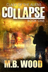 Collapse e-book cover