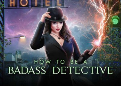 How To Be a Badass Detective