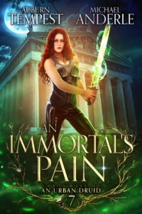 An Immortal's Pain e-book cover