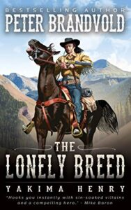 The Lonely Breed e-book cover