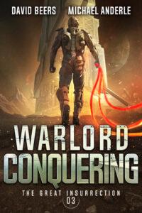 Warlord Conquering e-book cover