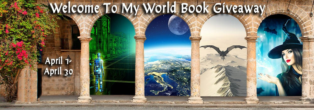 Welcome to My World Bookfunnel Promo