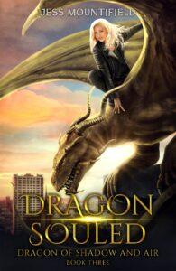 Dragon Souled e-book cover