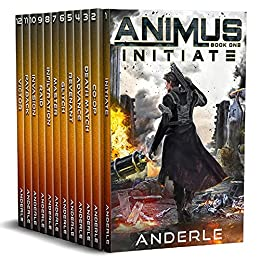 Animus Complete Boxed Set