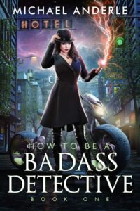 How To Be A Badass Detective e-book cover