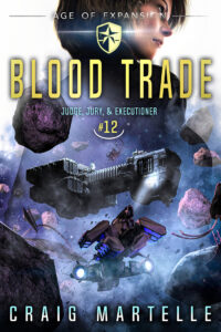 Blood Trade e-book cover