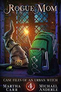 Rogue Mom e-book cover