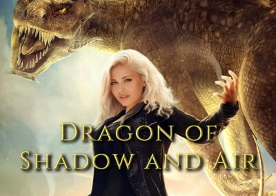 Dragon of Shadow and Air