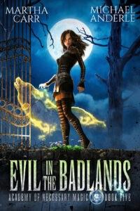 Evil in the Badlands e-book cover
