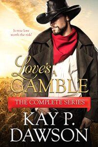 Love's A Gamble e-book cover