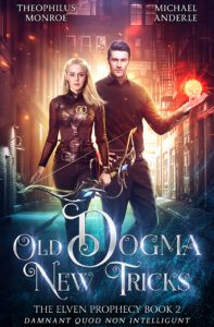 Old Dogma New Tricks e-book cover