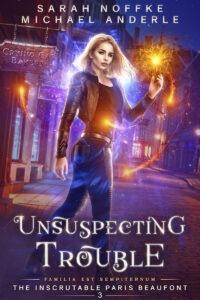 Unsuspecting Trouble e-book cover