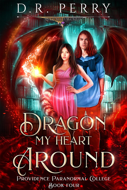 Dragon my Heart Around e-book cover