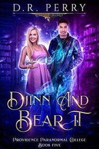 Djinn and Bear it e-book cover