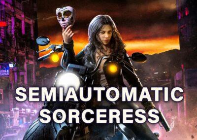 Semiautomatic Sorceress