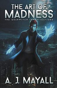 The Art of Madness e-book cover