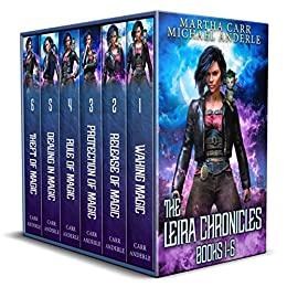 The Leira Chronicles 1 e-book cover