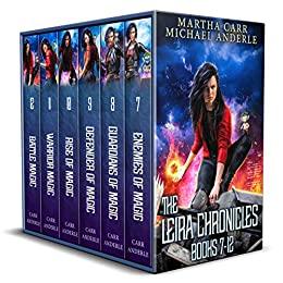 The Leira Chronicles 2 e-book cover