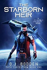 The Starboard Heir e-book cover