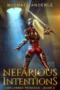 Nefarious Intentions e-book cover