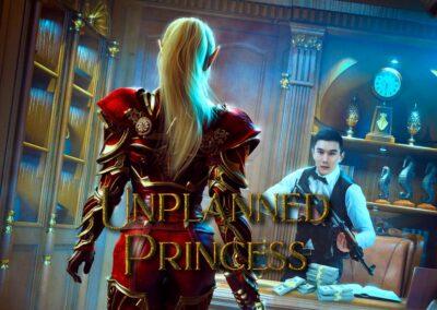 Unplanned Princess