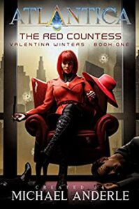 The Red Countess E-book cover