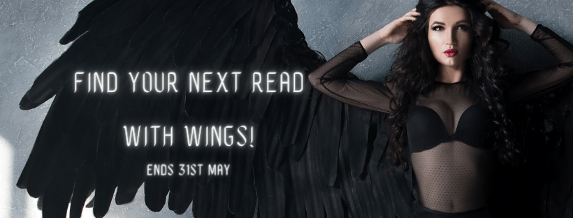 With Wings Bookfunnel Promo
