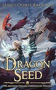 Dragon Seed e-book cover